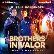 Brothers in Valor: Man of War, Book 3 , Hörbuch...